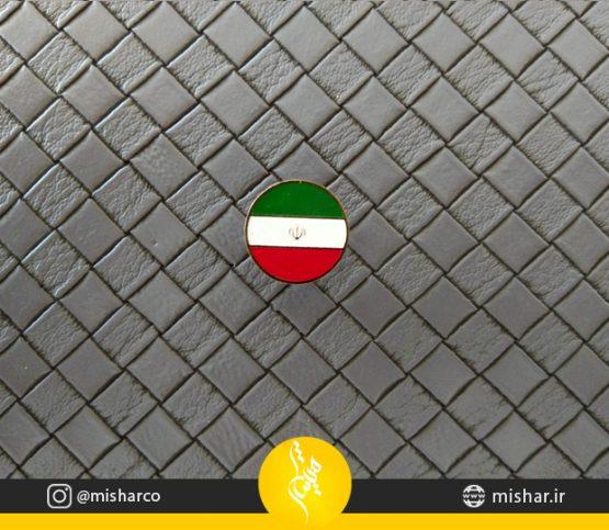 بج سینه پرچم ایران