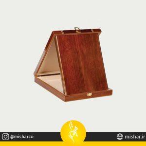 لوح تقدیر چوبی